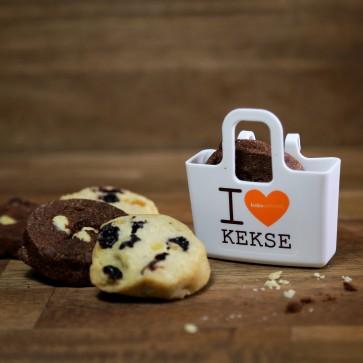 I love Kekse Nasch-Tasch