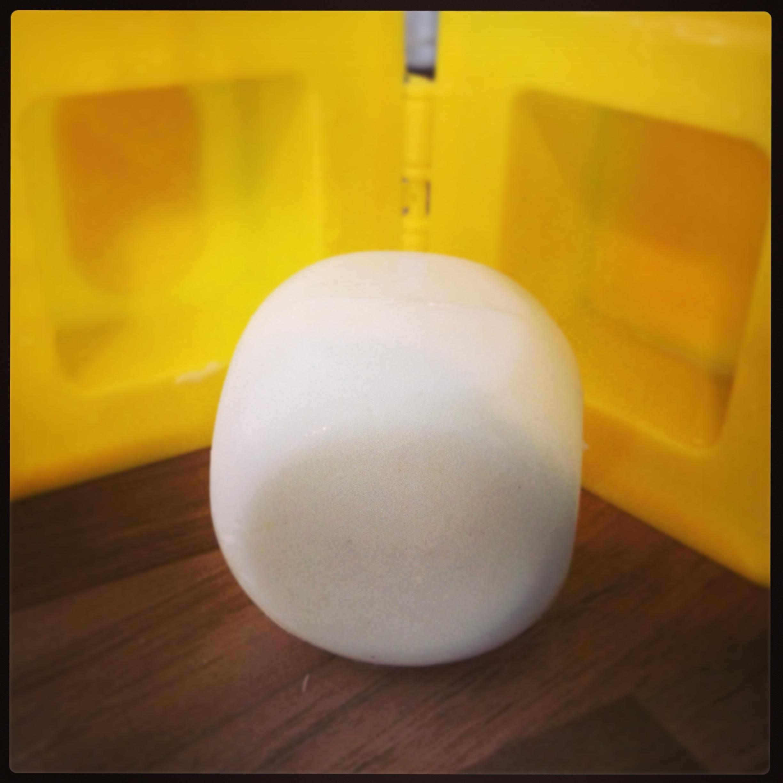 Eckige Eier aus der Kekswerkstatt