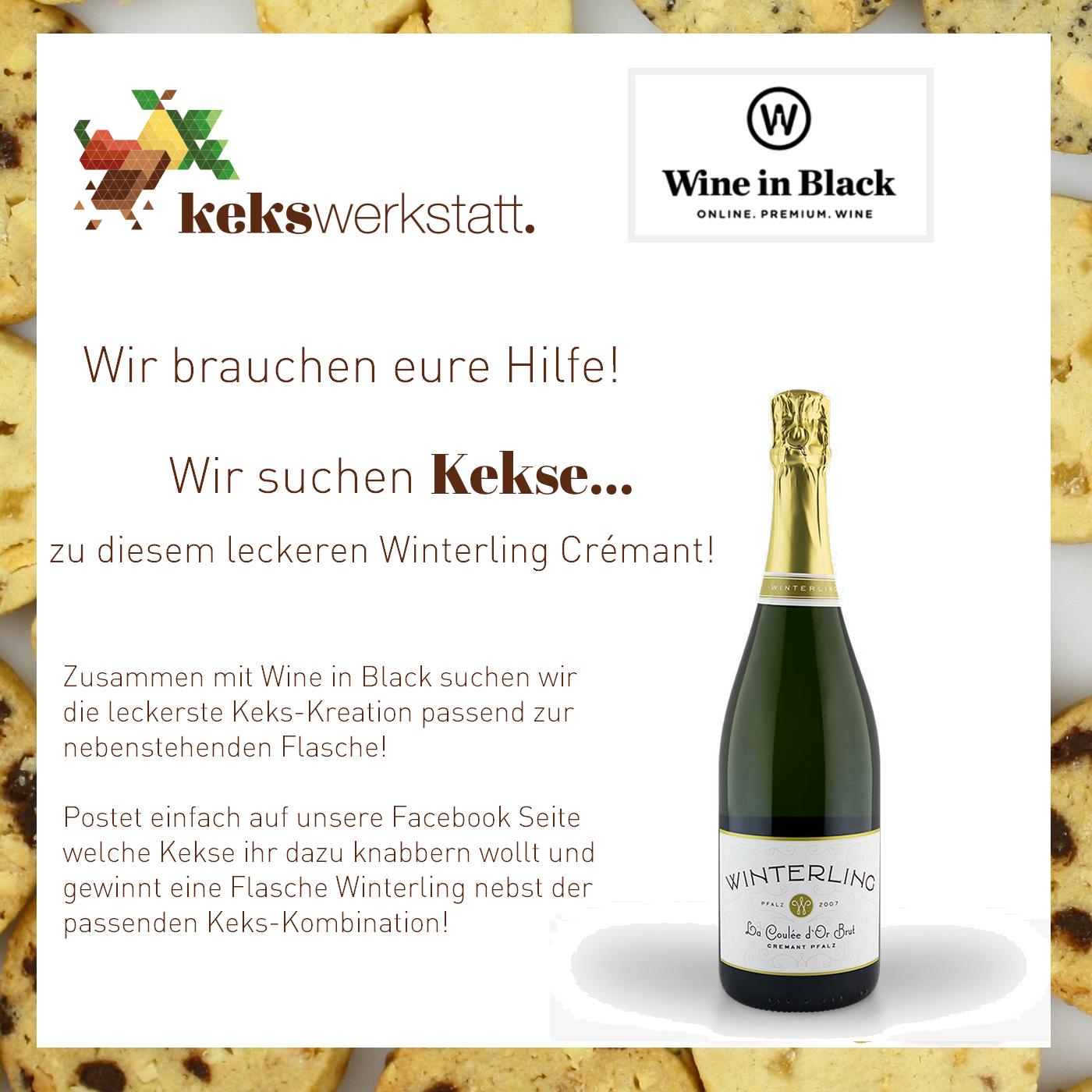 Wine in Black Gewinnspiel