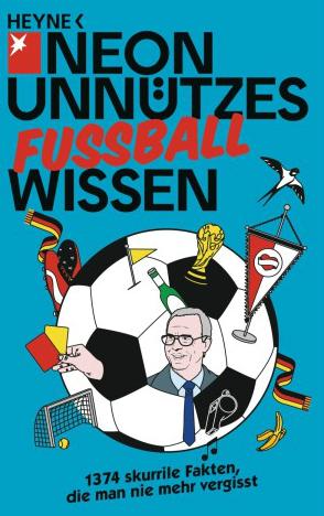 Neon unnützes Fussballwissen - Quelle osiander.de
